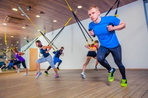 TRX Training Program