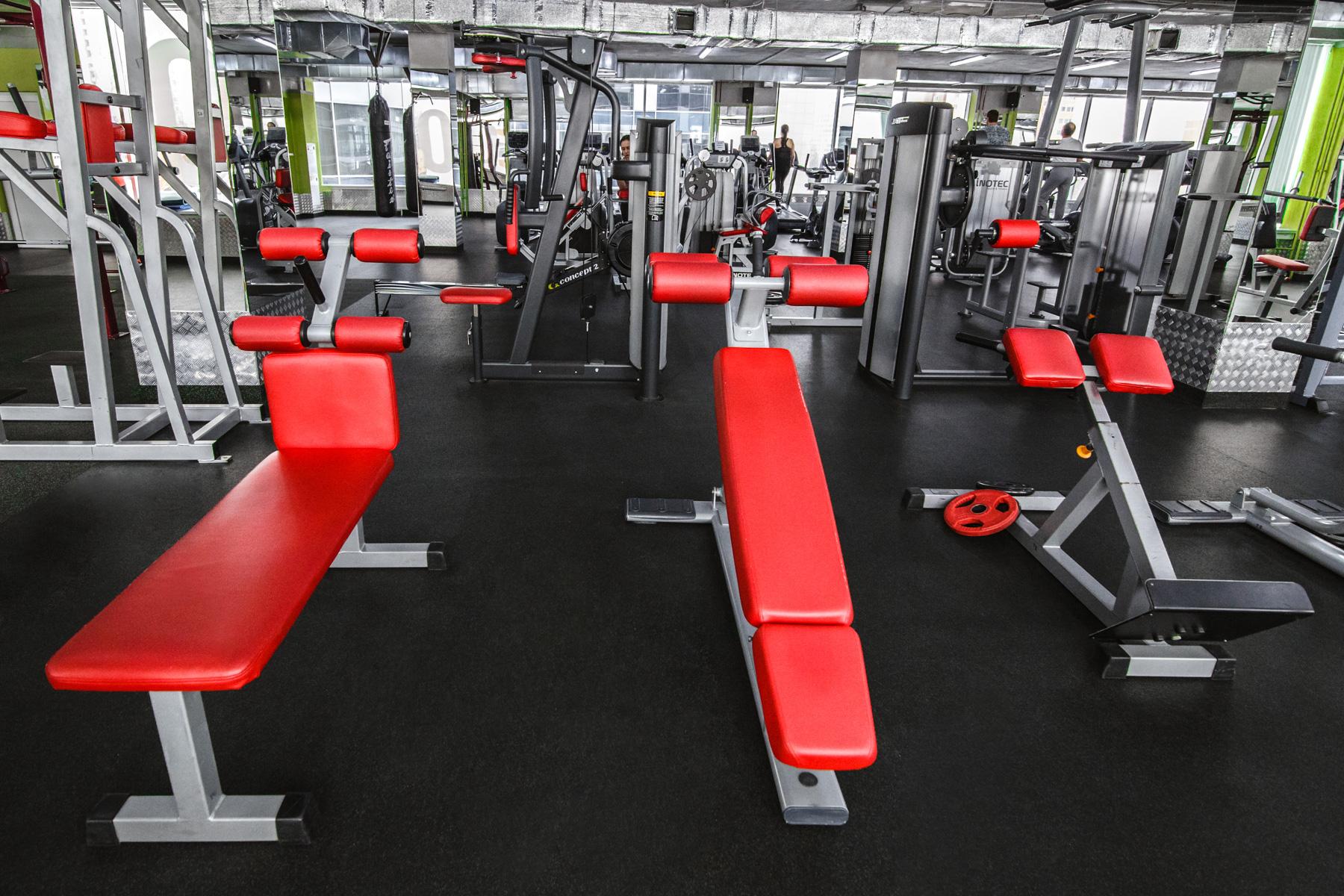фитнес клубы москва пражская